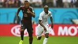 Jérôme Boateng (Germany) & DaMarcus Beasley (United States)