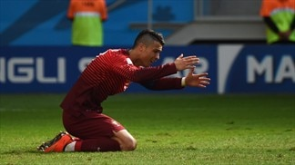Portugal out despite Ronaldo winner