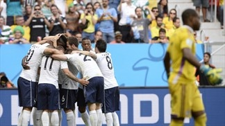 Pogba leads France through to quarter-finals