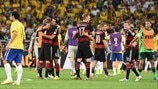 Germany players celebrate