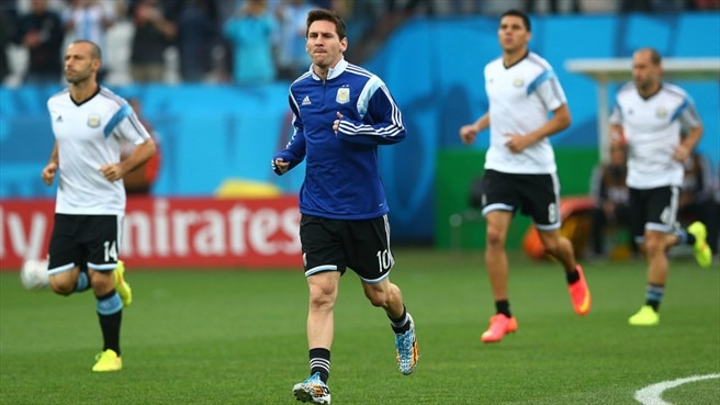 Special Adidas Argentina Messi 2018 World Cup Shirt Leaked
