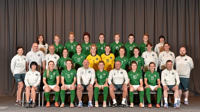 Republic of Ireland team guide