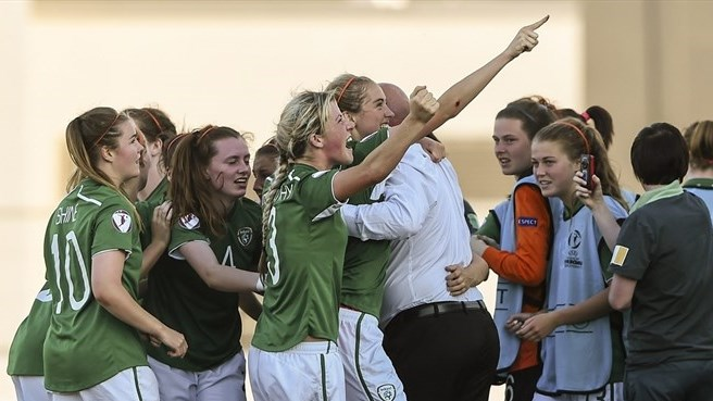 Perfect Ireland progress with Sweden win