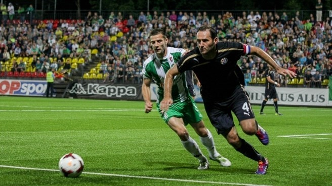 Dinamo stride on following Žalgiris success