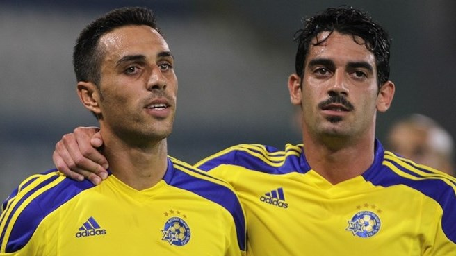 Maccabi Tel-Aviv end Santa Coloma hopes