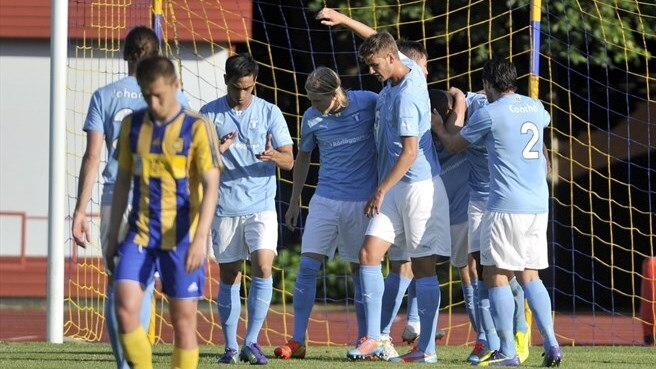 Ventspils' dream dashed by Malmö