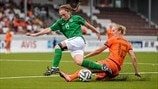 Lucie Akkerman (Netherlands) & Amy O'Connor (Republic of Ireland)
