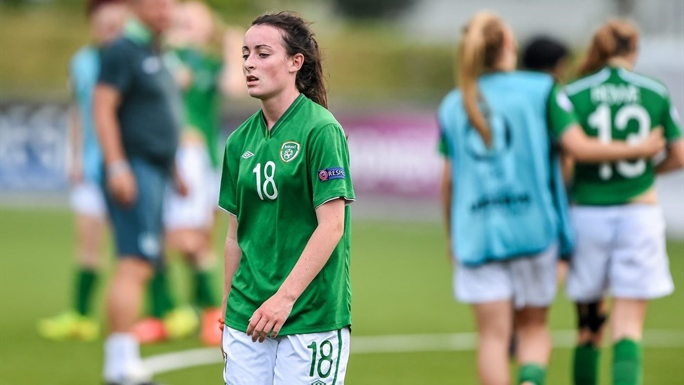 Roma McLaughlin (Republic of Ireland)