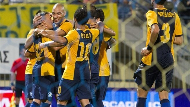 Ambitious Asteras Tripolis aiming high