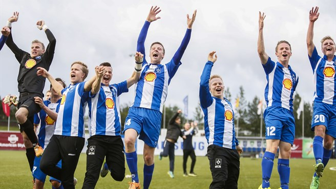 FH and Stjarnan do Iceland proud