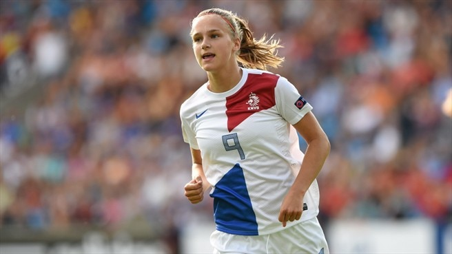 Miedema leads Netherlands to first World Cup