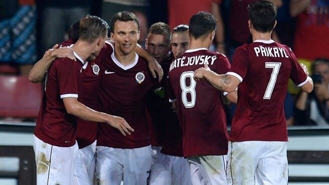 Lafata treble puts Sparta in charge against Malmö