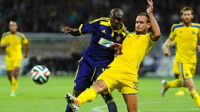 Maribor beat Maccabi with added-time goal