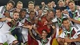See how Germany sealed U19 glory