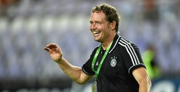 Sorg savours Germany's U19 success