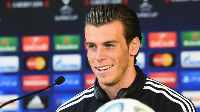 Bale ready to shine for Madrid on Cardiff return