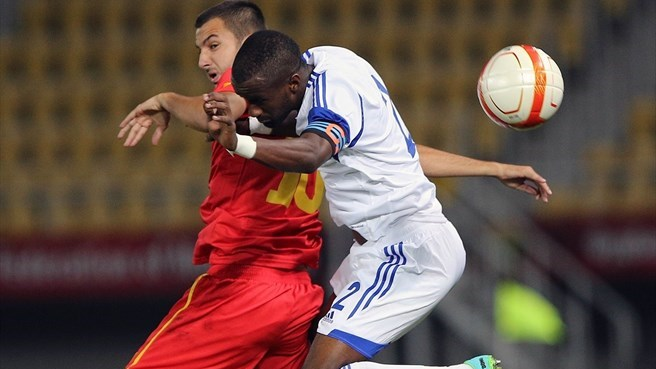 Israel defeat FYROM to secure second place
