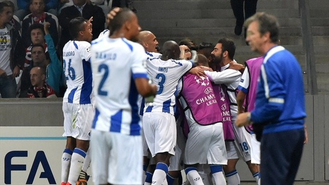 Porto rue missed chances after narrow win