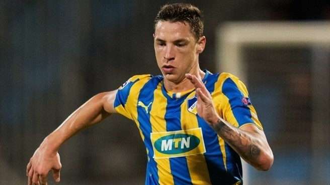 APOEL on track for double after cup triumph