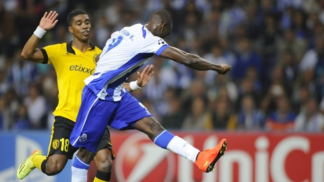 Porto oust LOSC for 19th group appearance