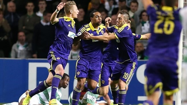 'Phenomenal feeling' for Šimundža and Maribor