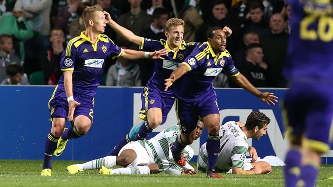 Tavares goal takes Maribor past Celtic