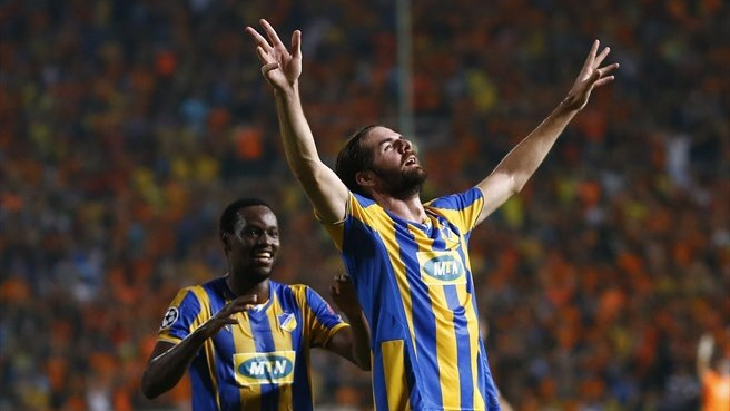 Donis turns sights on big guns as APOEL advance
