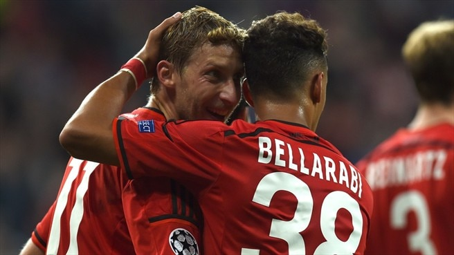 Leverkusen coast through at FCK's expense