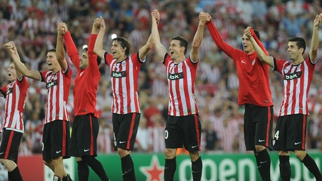 Athletic second-half comeback ousts Napoli