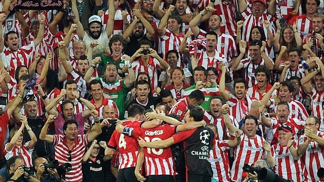 Aduriz relishing Athletic's group stage adventure