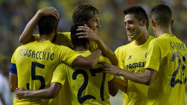 Club facts: Villarreal