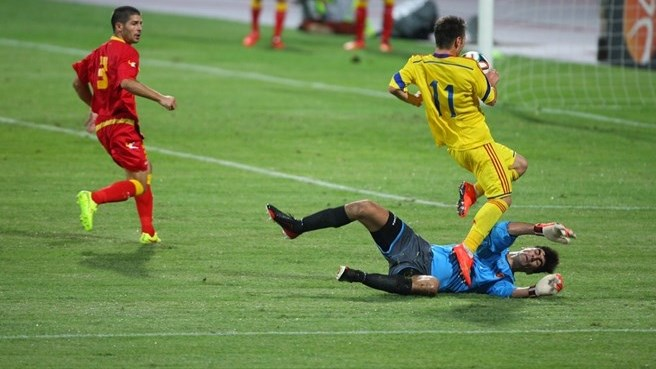 Romania pull the rug from under Montenegro