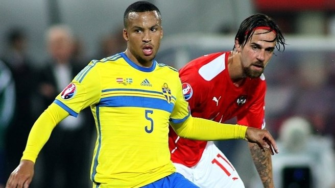 Sweden v Austria background