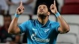 Back in 2014: Zenit shock Benfica in group opener
