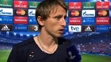 Modrić hails Madrid's winning start