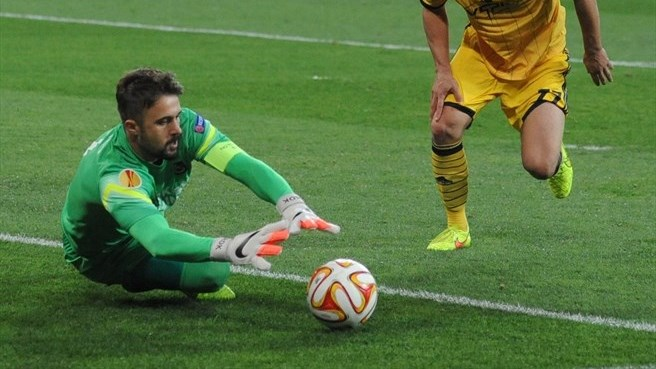 Metalist undone at the last by Trabzonspor