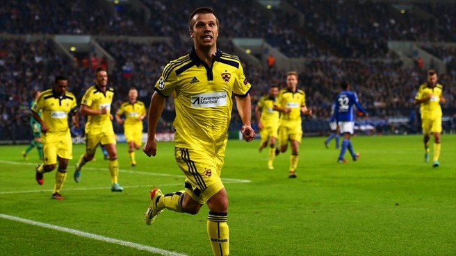 Schalke come from behind to deny Maribor