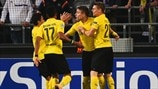 Anderlecht 0-3 Dortmund: the story in photos