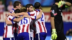 Atlético delighted to edge Juventus tussle