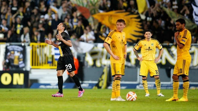 De Pauw powers Lokeren to Metalist win