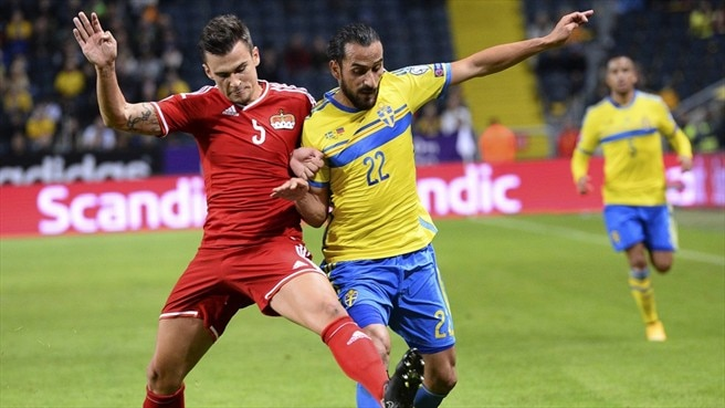 Sweden off the mark against Liechtenstein