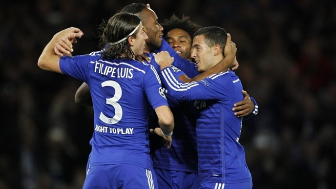 Chelsea set new club record with Maribor win