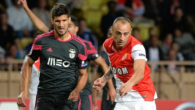 Subašić helps Monaco make their point against Benfica