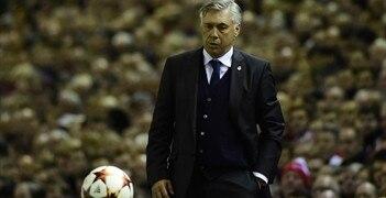 """Ancelotti, """"muy satisfecho"""" con su equipo"""