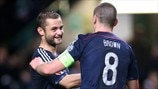 Shaun Maloney & Scott Brown (Scotland)