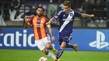 Anderlecht 2-0 Galatasaray: the story in photos