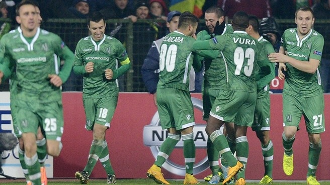 Four in a row for dominant Ludogorets