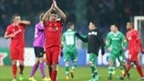 Joy and regret for Ludogorets, Liverpool relief