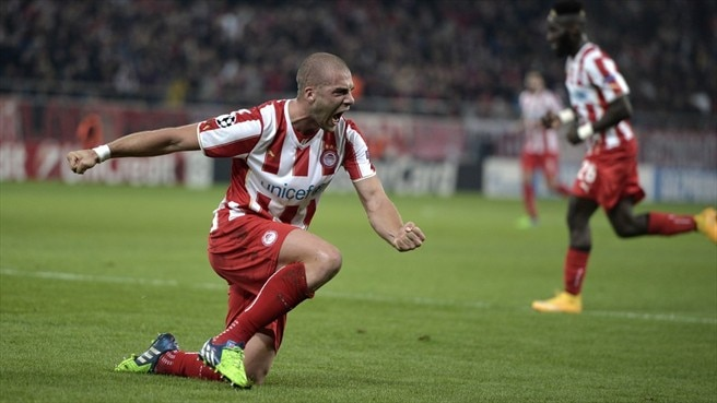 Olympiacos beats Malmo 4-2 to Qualify to the Europa League's final 32! [Videos]