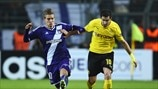 Dortmund 1-1 Anderlecht: the story in photos